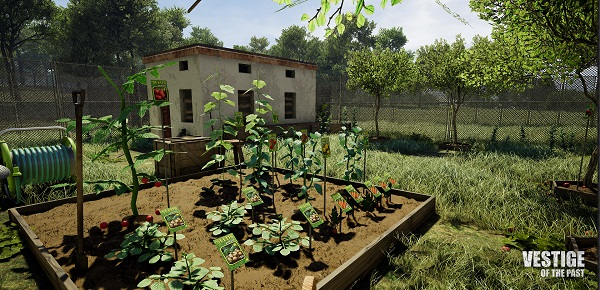 Vestige of the Past - Planting System